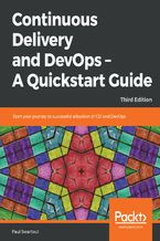 Okładka książki Continuous Delivery and DevOps  A Quickstart Guide