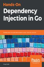 Okładka książki Hands-On Dependency Injection in Go