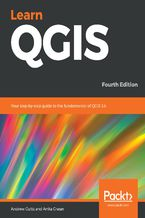 Okładka książki Learn QGIS