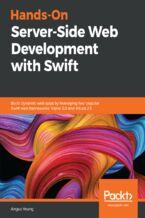 Okładka książki Hands-On Server-Side Web Development with Swift