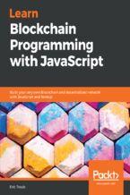 Okładka książki Learn Blockchain Programming with JavaScript
