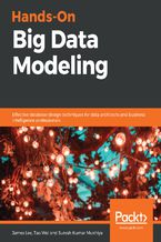 Okładka książki Hands-On Big Data Modeling
