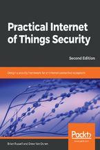Okładka książki Practical Internet of Things Security