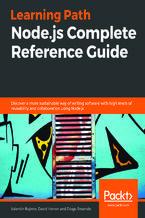 Okładka książki Node.js Complete Reference Guide