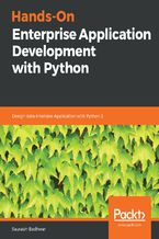 Okładka książki Hands-On Enterprise Application Development with Python