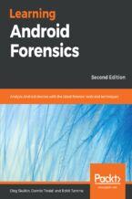 Okładka książki Learning Android Forensics