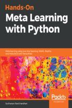Okładka książki Hands-On Meta Learning with Python