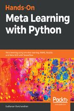 Okładka książki Hands-On Meta Learning with Python