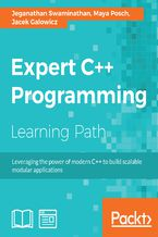 Okładka książki Expert C++ Programming