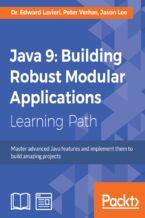 Okładka książki Java 9: Building Robust Modular Applications