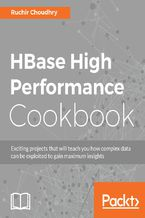 Okładka książki HBase High Performance Cookbook