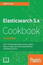 Okładka książki Elasticsearch 5.x Cookbook - Third Edition