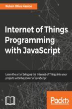Okładka książki Internet of Things Programming with JavaScript
