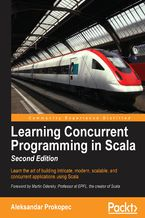 Okładka książki Learning Concurrent Programming in Scala - Second Edition