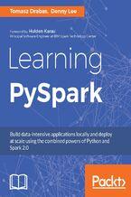 Okładka książki Learning PySpark