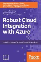 Okładka książki Robust Cloud Integration with Azure