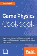 Okładka książki Game Physics Cookbook