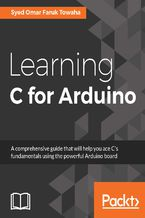 Okładka książki Learning C for Arduino