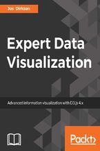 Okładka książki Expert Data Visualization