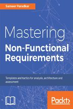 Okładka książki Mastering Non-Functional Requirements
