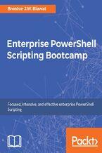 Okładka książki Enterprise PowerShell Scripting Bootcamp