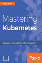 Okładka książki Mastering Kubernetes