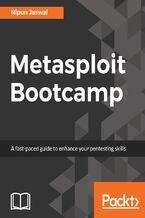 Okładka książki Metasploit Bootcamp