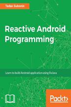 Okładka książki Reactive Android Programming