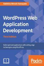 Okładka książki Wordpress Web Application Development - Third Edition