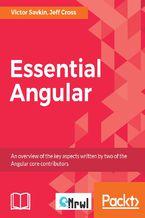 Okładka książki Essential Angular