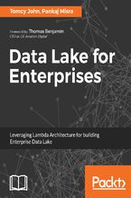 Okładka książki Data Lake for Enterprises