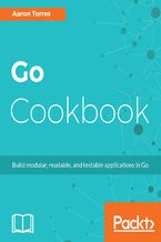 Okładka książki Go Cookbook