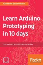 Okładka książki Learn Arduino Prototyping in 10 days