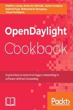 Okładka książki OpenDaylight Cookbook