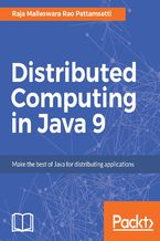 Okładka książki Distributed Computing in Java 9
