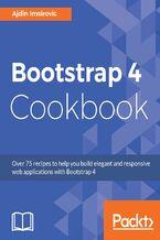 Okładka książki Bootstrap 4 Cookbook