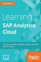 Okładka książki Learning SAP Analytics Cloud
