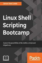 Okładka książki Linux Shell Scripting Bootcamp