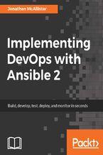 Okładka książki Implementing DevOps with Ansible 2