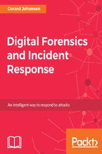 Okładka książki Digital Forensics and Incident Response
