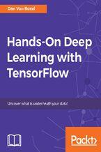 Okładka książki Hands-On Deep Learning with TensorFlow