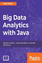 Okładka książki Big Data Analytics with Java