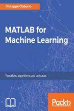 Okładka książki MATLAB for Machine Learning