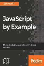 Okładka książki JavaScript by Example