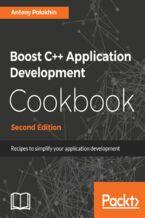 Okładka książki Boost C++ Application Development Cookbook - Second Edition