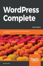 Okładka książki WordPress Complete - Sixth Edition
