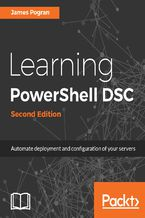 Okładka książki Learning PowerShell DSC - Second Edition