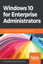 Okładka książki Windows 10 for Enterprise Administrators