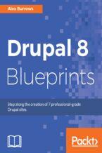 Okładka książki Drupal 8 Blueprints