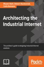 Okładka książki Architecting the Industrial Internet